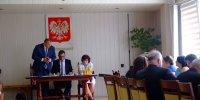 XXII Sesja Rady Gminy